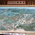 那谷寺の全景図